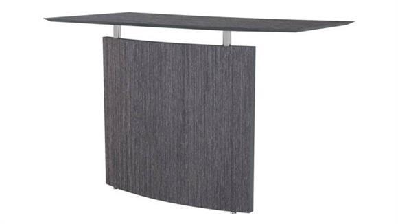 "Desk Parts & Accessories Mayline Office Furniture 48"" Right Hand Bridge"