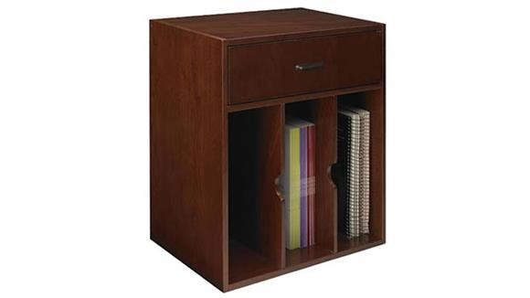 Hutches Mayline Office Furniture Vertical Hutch Organizer