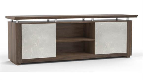 """Storage Cabinets Mayline Office Furniture 84"""" Low Wall Cabinet"""