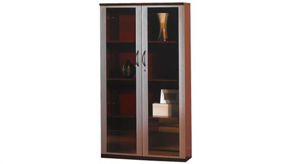 "Storage Cabinets Mayline Office Furniture 68"" High Wall Cabinet"