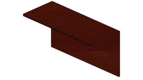 "Desk Parts & Accessories Mayline Office Furniture 48"" Bridge"