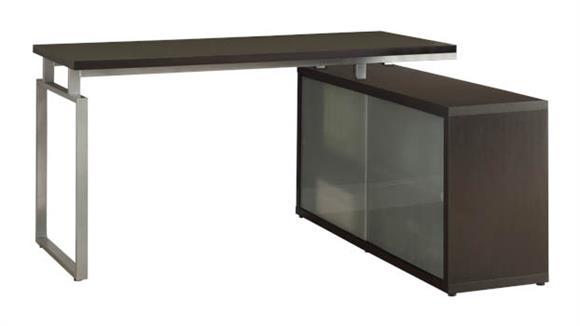 L Shaped Desks Monarch L Shaped Desk