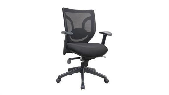 Office Chairs Marquis Mesh Back Managerial Chair with Arms