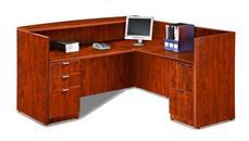 Reception Desks Marquis L Shaped Reception Desk