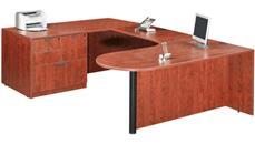 U Shaped Desks Marquis U Shaped Desk