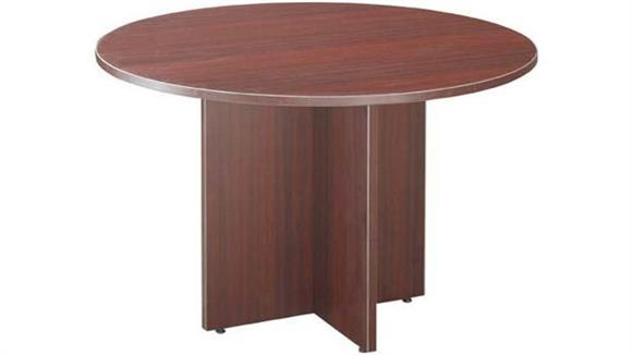 "Conference Tables Marquis 42"" Round Conference Table"