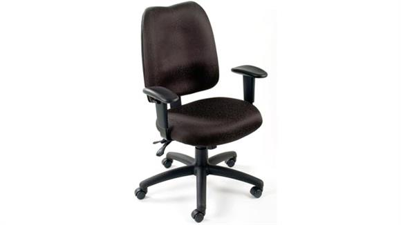 Office Chairs Marquis D2 Multi Function Mid Back Fabric Task Chair
