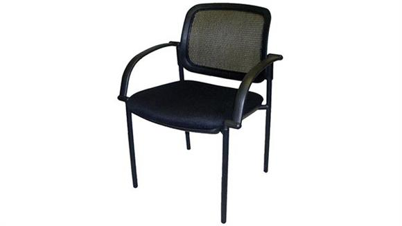 Side & Guest Chairs Marquis Mesh Back Guest Side Chair