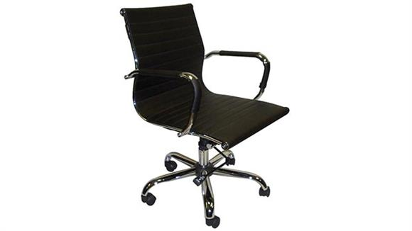 Office Chairs Marquis Mid Back Managers Chair