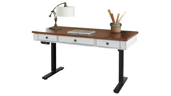 Adjustable Height Desks & Tables Martin Furniture Sit / Stand Desk