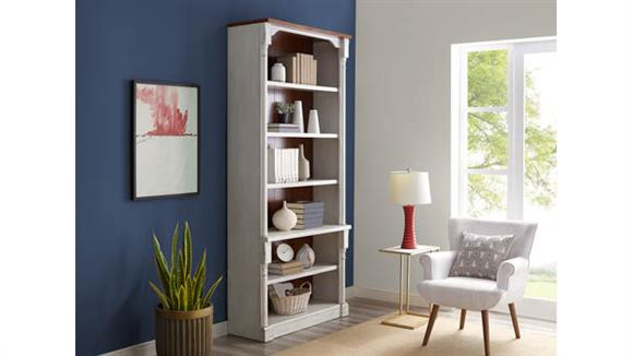 "Bookcases Martin Furniture 94""H Open Bookcase"