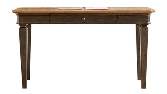 "Writing Desks Martin Furniture 54"" W Executive Writing Desk"