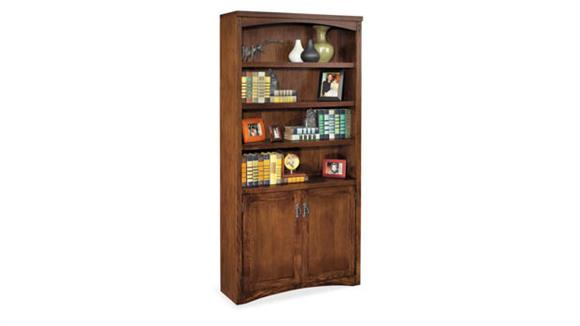 Bookcases Martin Furniture Bookcase with Lower Doors