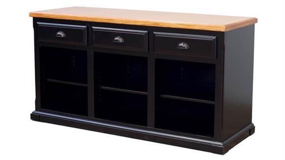 Storage Cabinets Martin Furniture 3-Drawer Console