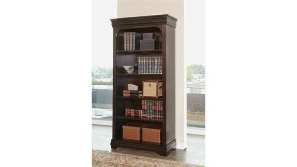 "Bookcases Martin Furniture 78""H 5 Shelf Open Bookcase"
