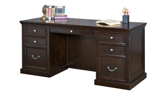 "Office Credenzas Martin Furniture 68"" Computer Credenza"