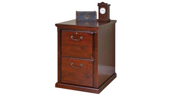 File Cabinets Vertical Martin Furniture 2 Drawer Vertical File - Assembled