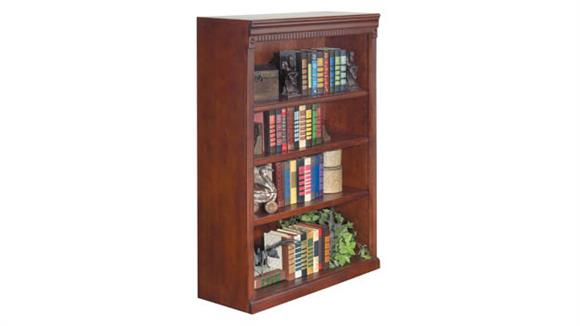 "Bookcases Martin Furniture 48""H x 36""W 4 Shelf Bookcase"