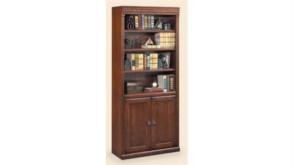 "Bookcases Martin Furniture 72""H Bookcase with Lower Doors"