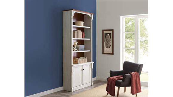 "Bookcases Martin Furniture 94""H Lower Door Bookcase"