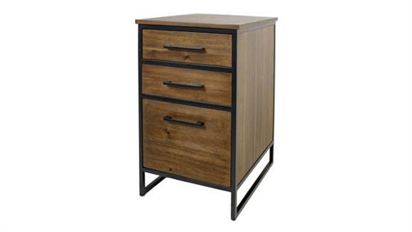 File Cabinets Vertical Martin Furniture Three Drawer Vertical File Cabinet