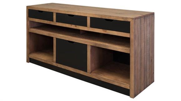 """Office Credenzas Martin Furniture 60""""W Console / Credenza"""