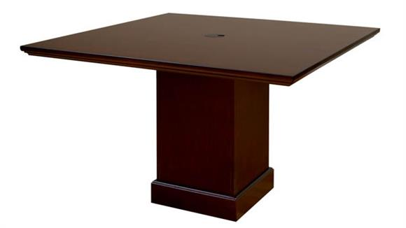 "Conference Tables Martin Furniture 48"" Expandable Conference Table"