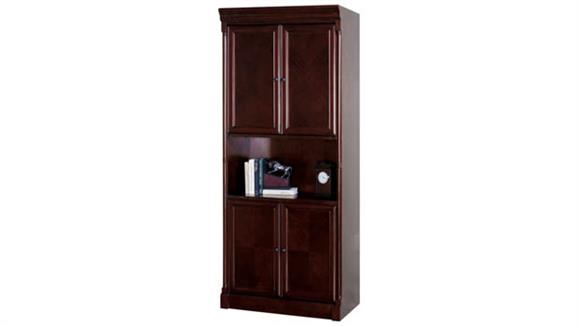 Bookcases Martin Furniture 4-Door Bookcase