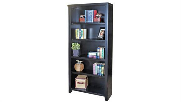 """Bookcases Martin Furniture 70""""H Bookcase"""