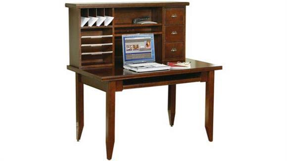 Writing Desks Martin Furniture Table Desk with Hutch