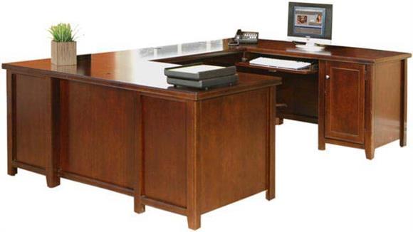 U Shaped Desks Martin Furniture U Shaped Desk