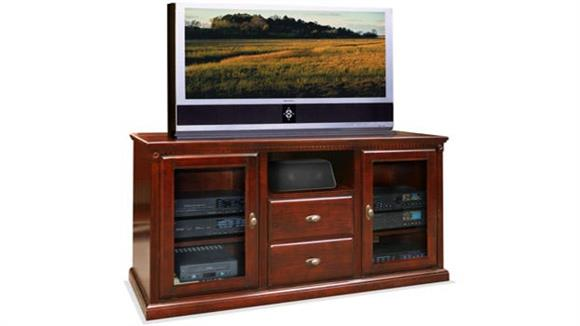 TV Stands Martin Furniture Cherry Flat Panel TV Stand