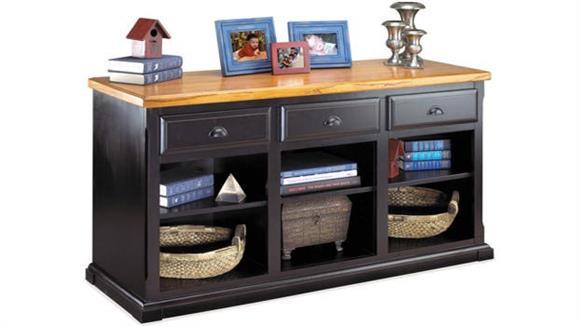 Office Credenzas Martin Furniture 3 Drawer Storage Credenza