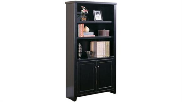 Bookcases Martin Furniture Lower Door Bookcase