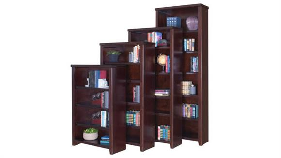 "Bookcases Martin Furniture 48""H x 32""W Bookcase"