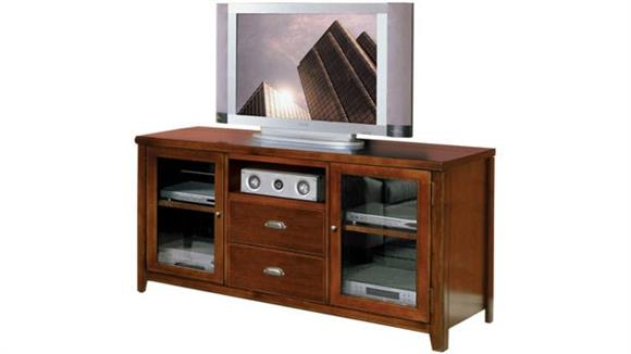 TV Stands Martin Furniture Tall Flat Panel TV Console