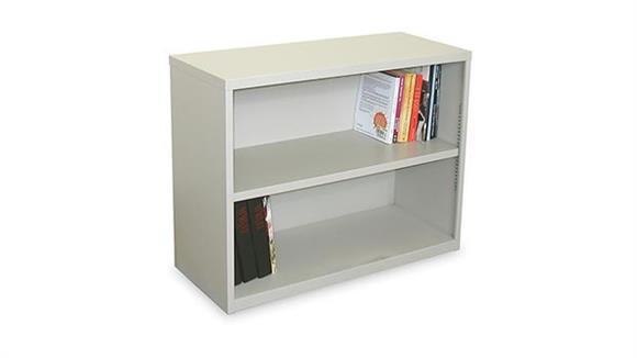 Bookcases Marvel Office Furniture Steel 2 Shelf Bookcase
