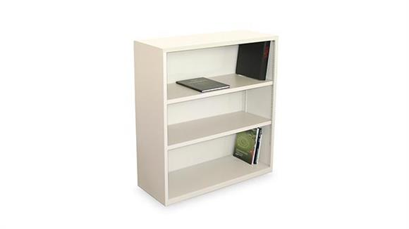 Bookcases Marvel Office Furniture Steel 3 Shelf Bookcase