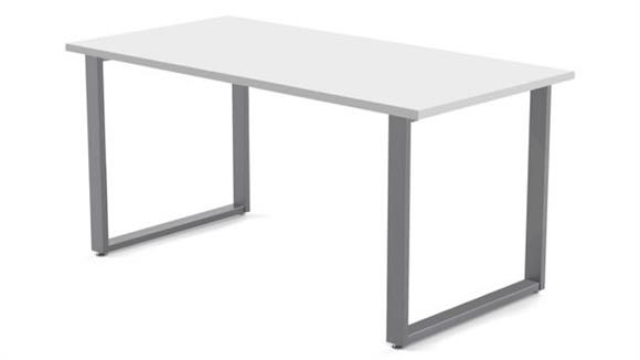 "Computer Desks Marvel 48""W x 24""D Desk with Wire Management"