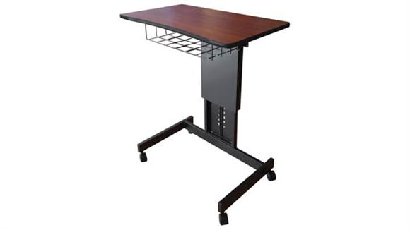"Adjustable Height Desks & Tables Marvel 32""W HomeFlex Desk"