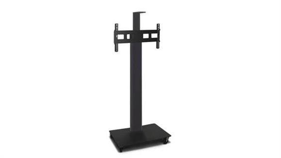 """AV Carts Marvel TV/Monitor Stand and Mount with Camera Shelf (holds 35"""" - 55"""" TV)"""