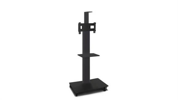 """AV Carts Marvel TV/Monitor Stand and Mount with Equipment Shelf and Camera Shelf (holds 26"""" - 32"""" TV)"""