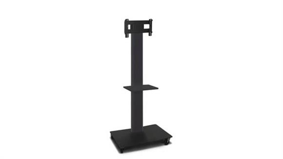 """AV Carts Marvel TV/Monitor Stand and Mount with Shelf (holds 26"""" - 32"""" TV)"""