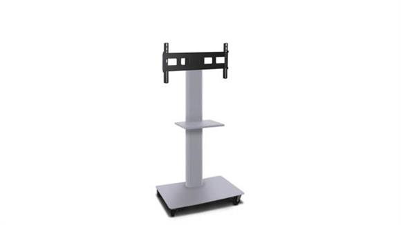 """AV Carts Marvel TV/Monitor Stand and Mount with Shelf (holds 35"""" - 55"""" TV)"""