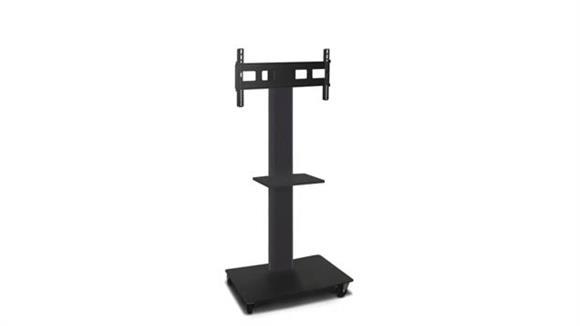 "AV Carts Marvel TV/Monitor Stand and Mount with Equipment Shelf (holds 35"" - 55"" TV)"
