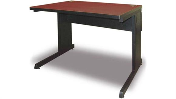 "Training Tables Marvel 42"" x 30"" Training Table"