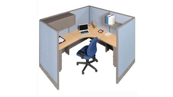 Workstations & Cubicles Marvel 7