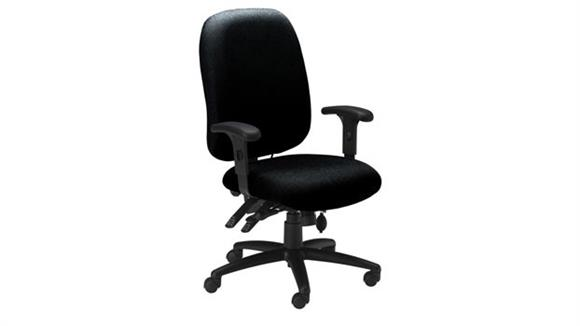 Office Chairs Mayline 24 Hour High Performance Fabric Chair