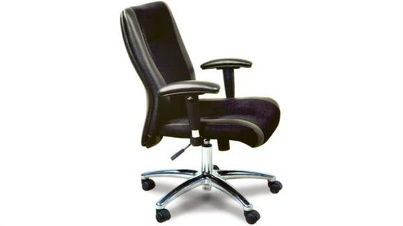 Office Chairs Mayline Mid Back Task Chair
