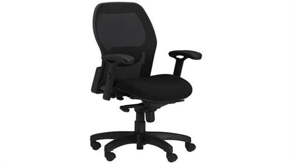 Office Chairs Mayline Mesh Desk Chair